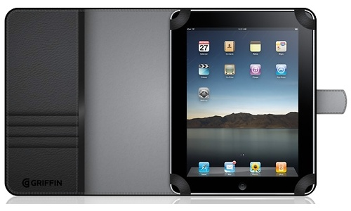 Griffin Elan Passport Folio for iPad