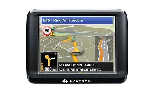 Navigon 20 Easy Europe