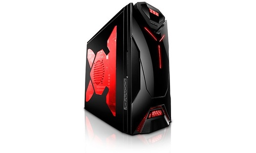 NZXT Guardian 921 Red