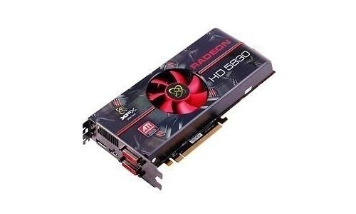 XFX Radeon HD 5830 V3 1GB