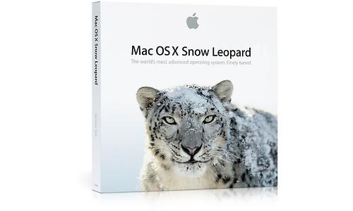Apple Mac OS X v.10.6.3 Snow Leopard Family Pack NL