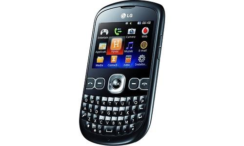 LG C300 Black Titanium