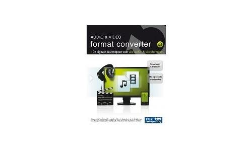 Easy Computing Audio & Video Format Converter