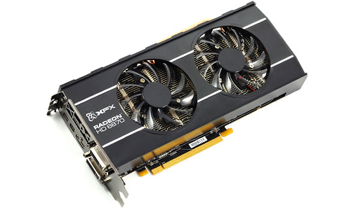 XFX Radeon HD 6870 Dual Fan 1GB