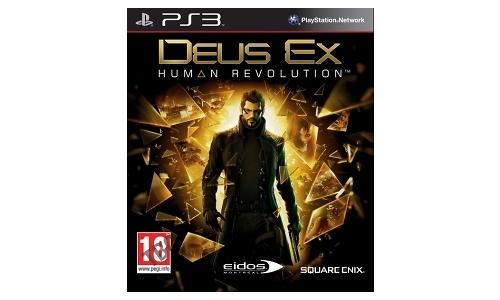 Deus Ex: Human Revolution (PlayStation 3)