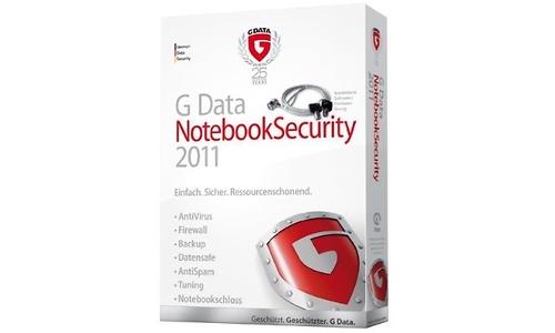 G Data Notebook Security 2011 EN