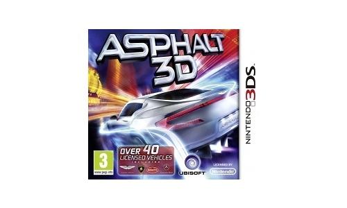 Asphalt 3D (Nintendo 3DS)