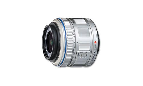 Olympus M.Zuiko Digital ED 14-42mm f/3.5-5.6 II Silver