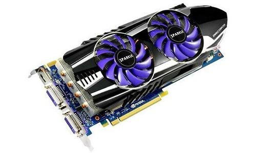 Sparkle GeForce GTX 580 Thermal Guru 1536MB