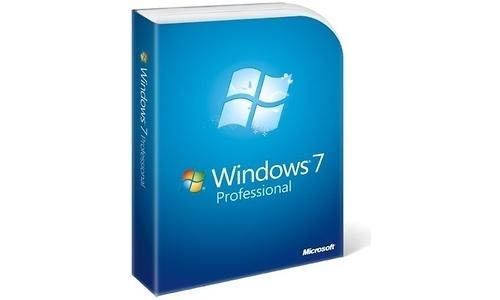 Microsoft Windows 7 Professional SP1 32-bit NL OEM