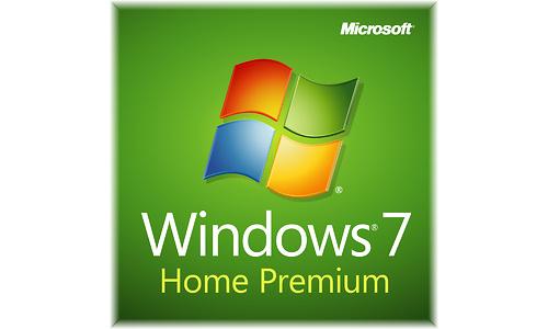 Microsoft Windows 7 Home Premium SP1 32-bit EN OEM