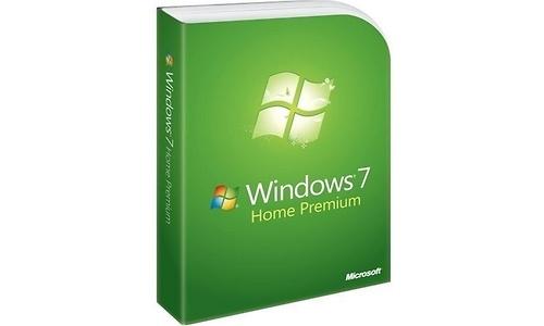 Microsoft Windows 7 Home Premium SP1 64-bit NL OEM