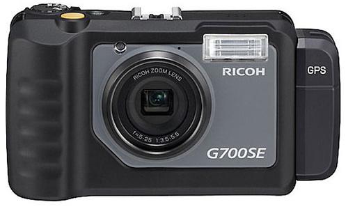Ricoh G700SE Black