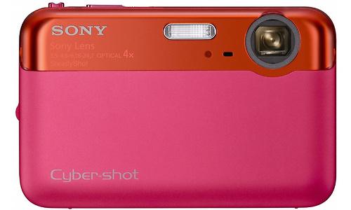 Sony Cyber-shot DSC-J10 Red
