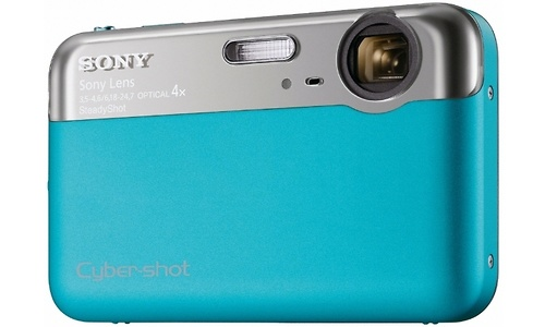 Sony Cyber-shot DSC-J10 Blue