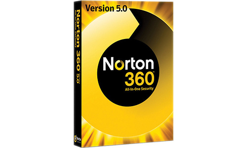 Symantec Norton 360 Premier 5.0 BNL 3-user