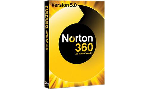 Symantec Norton 360 5.0 BNL 3-user