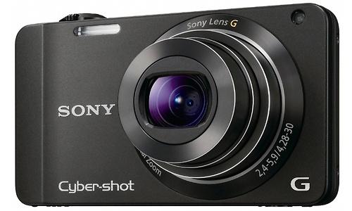 Sony Cyber-shot DSC-WX10 Black