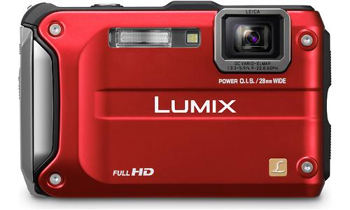 Panasonic Lumix DMC-FT3 Red