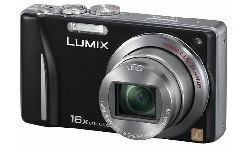 Panasonic Lumix DMC-TZ18 Black
