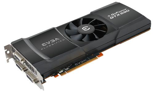 EVGA GeForce GTX 590 Classified 3GB