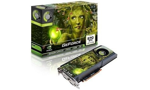 Point of View GeForce GTX 570 V2 1280MB