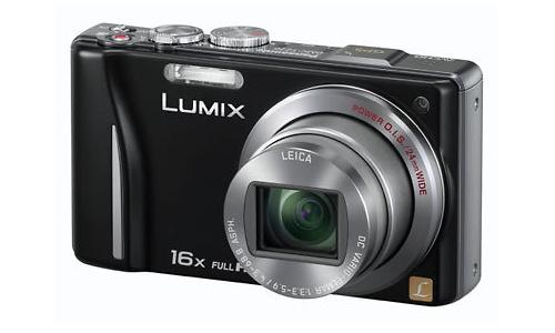 Panasonic Lumix DMC-TZ20 Black