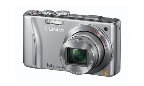 Panasonic Lumix DMC-TZ20 Silver