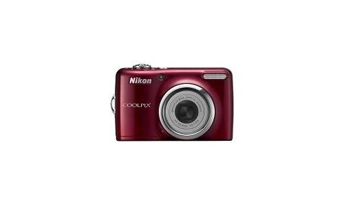 Nikon Coolpix L23 Red
