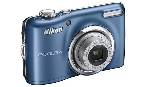 Nikon Coolpix L23 Blue