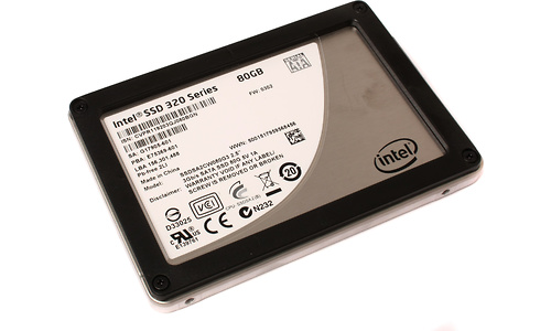 Intel 320 Series 80GB