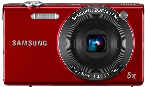Samsung SH100 Red