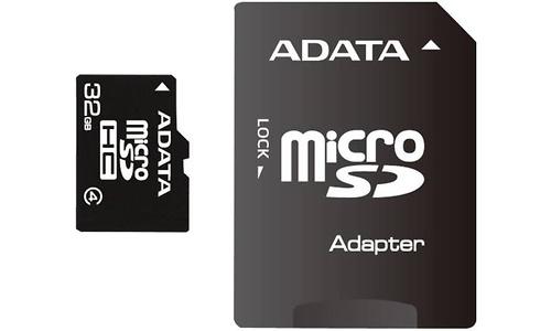 Adata MicroSDHC Class 4 32GB