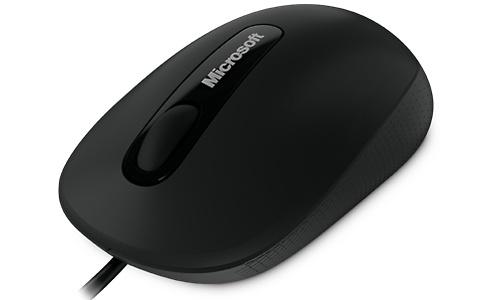 Microsoft Comfort Optical Mouse 3000 Black