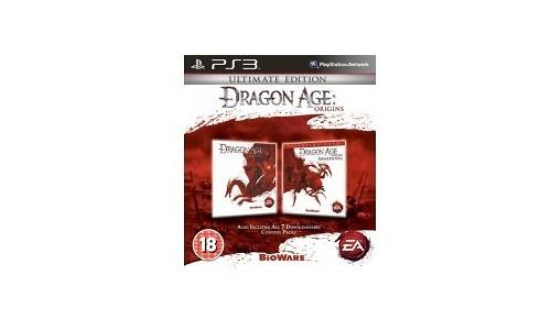 Dragon Age: Origins Awakening, Ultimate Edition (PlayStation 3)