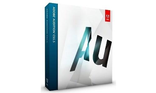 Adobe Audition CS5.5 Mac EN Retail