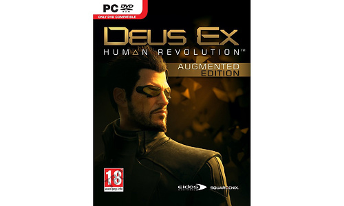 Deus Ex: Human Revolution, Augmented Edition (PC)