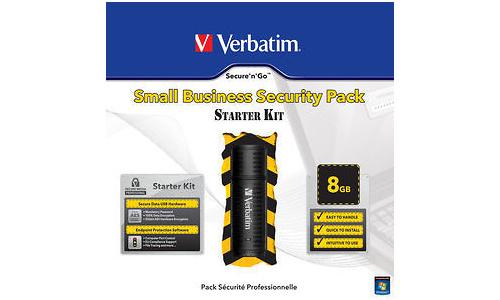 Verbatim Secure 'n' Go Security Pack 8GB