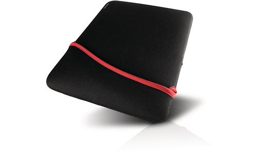 Philips Neoprene Case for iPad Red/Black