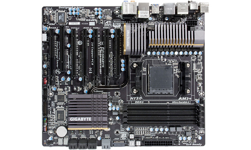 Gigabyte 990FXA-UD7