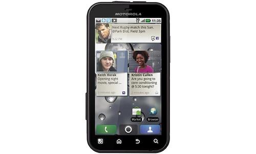 Motorola Defy Black/White