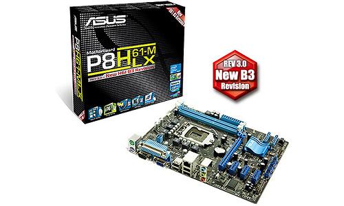 Asus P8H61-M LX