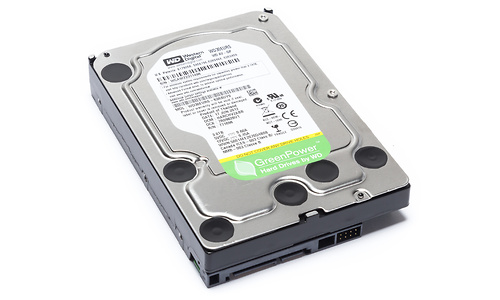 Western Digital AV-GP 3TB (SATA2, 64MB)