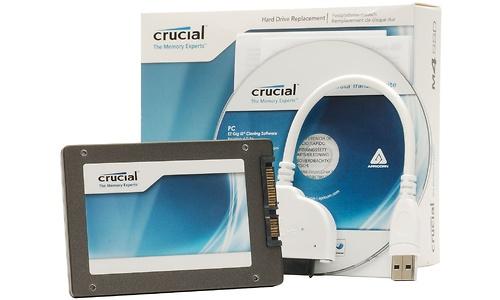 Crucial m4 64GB (data transfer kit)