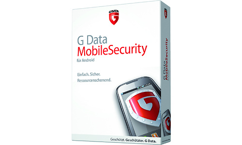 G Data Mobile Security 2012 NL