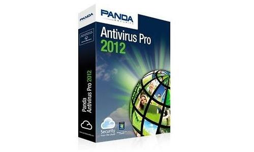 Panda Antivirus Pro 2012 BNL 3-user