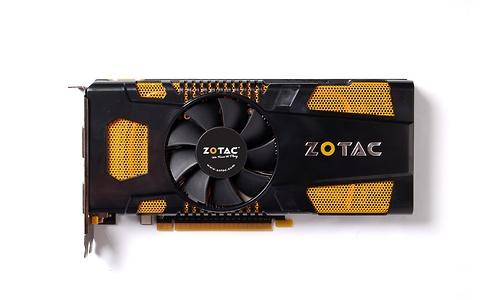 Zotac GeForce GTX 560 Ti AMP! 1GB