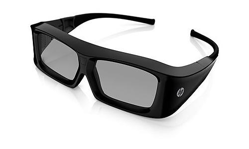 HP 3D Active Shutter Glasses
