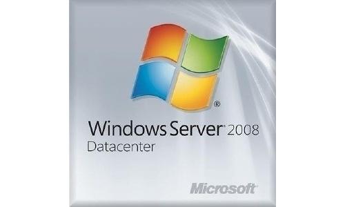 Microsoft Server Datacenter 2008 R2 SP1 EN