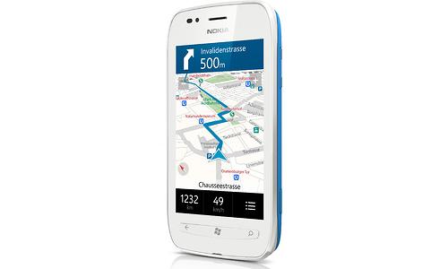 Nokia Lumia 710 Blue